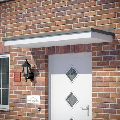 Irwell Flat Roof Door Canopy